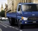 Модельный ряд грузовиков Hyundai HD 78